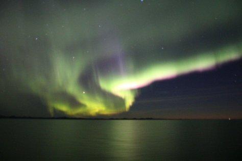 Aurora over Kolyuchin Inlet (2)