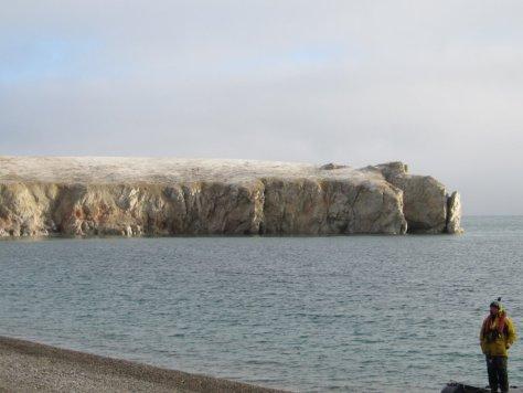 Cape Litke, Wrangel Island