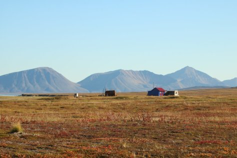 Gil'mimyl huts