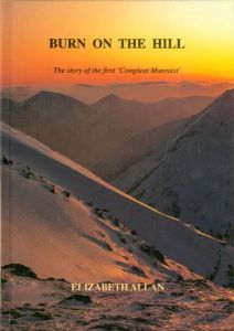 Cover of Burn On The Hill by Elizabeth Allan