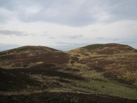 Buttergask Hill