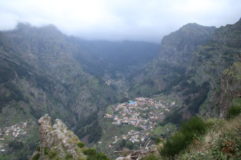Nun's Valley, Madeira
