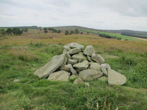 Summit of Labothie Hill