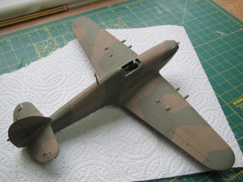 Hawker Hurricane IIC Temperate Land Scheme 1