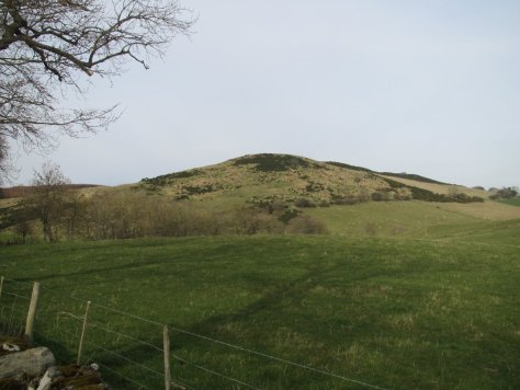 Southballo Hill from the soutwest