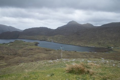 Loch Mharaig and Todun, North Harris