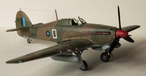 Hawker Hurricane IIC final view 1