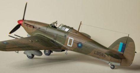 Hawker Hurricane IIC final view 2