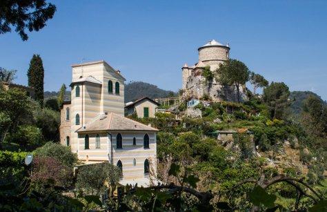 Castello Brown, Portofino