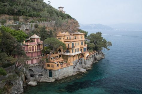 Portofino coast