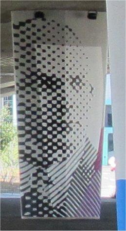 William Fairhurst, Tay Bridge Mural
