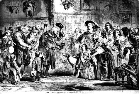 1856 Twelfth Night Wassail Bowl