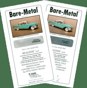 Bare-Metal Foil