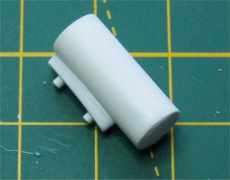 Little Nellie kit custom pod