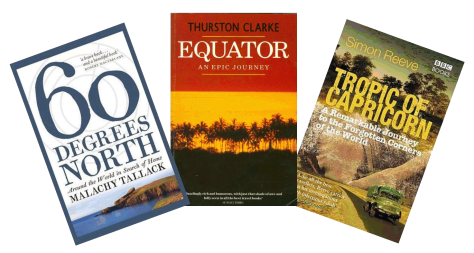Travel books about latitude