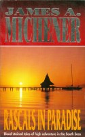 """Cover of """"Rascals In Paradise"""" by James Michener"""