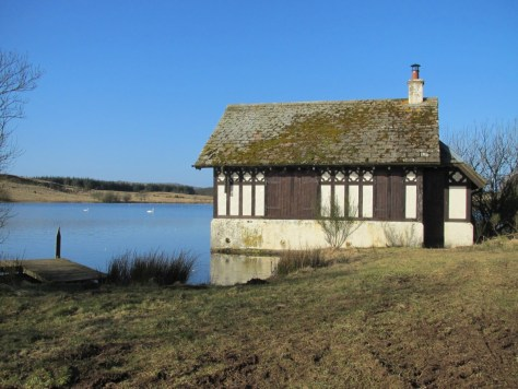 Redmyre boat house