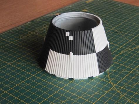 Revell 1/96 Saturn V - S-IVB aft interstage (2)