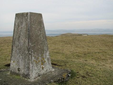 Summit of Pole Hill