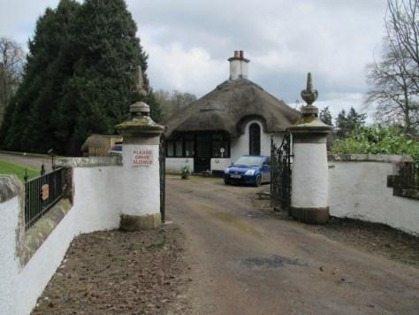 North Lodge, Balthayock