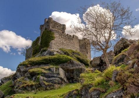 Tioram Castle, Ardnamurchan