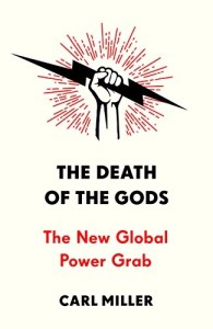 Cover of The Death Of The Gods by Carl Miller