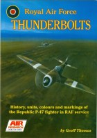 Cover of Royal Air Force Thunderbolts