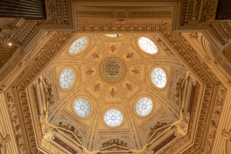 Dome of Natural History Museum, Vienna