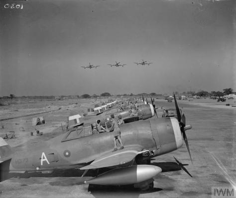 135 Squadron Thunderbolts