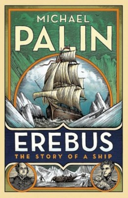Cover of Erebus by Michael Palin