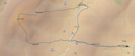 Steplar route