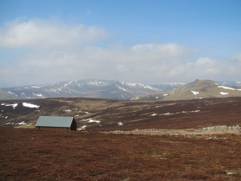 Hut on Carn Mor