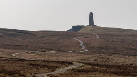 American Monument, Mull of Oa, Islay