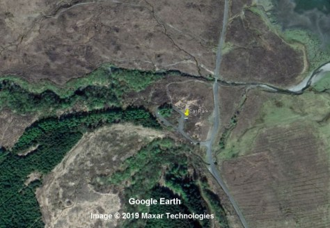 Google Earth placemarker