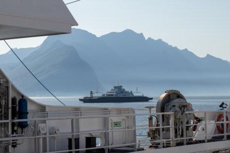 Dragsvik-Vangsnes ferries