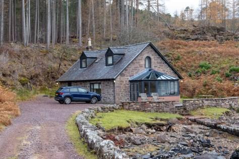 The Boat House, Torridon