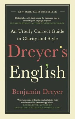 Cover of Dreyer's English by Benjamin Dreyer