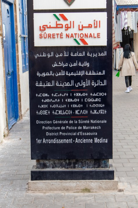 Moroccan alphabets