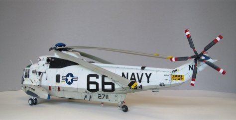 1/48 Sea King SH-3D, BuNo 152711, Apollo Recovery (9)