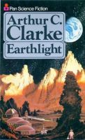 Cover of Earthlight, by Arthur C. Clarke