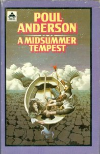 Cover of A Midsummer Tempest by Poul Anderson