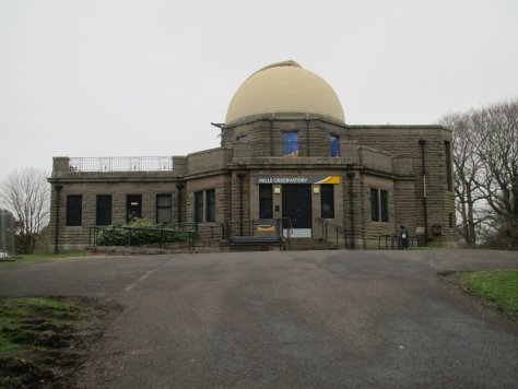 Mills Observatory, Dundee