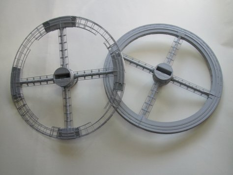 Fantastic Plastic Space Station V primer