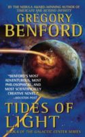 Cover of Tides of Light by Gregory Benford