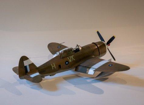 "Tamiya 1/48 P-47D ""Razorback"" (4)"