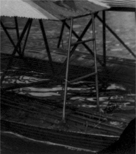 LN-ABH ladder, vertical