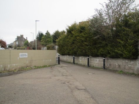 Americanmuir Road, Dundee