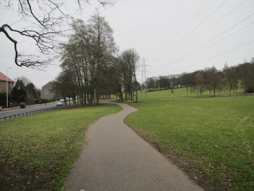 Green Circular Route, South Road, Dundee