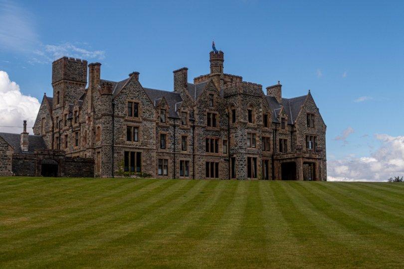 Duncraig Castle, Plockton