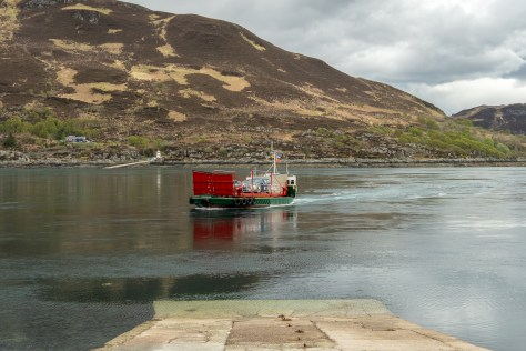Kylerhea ferry